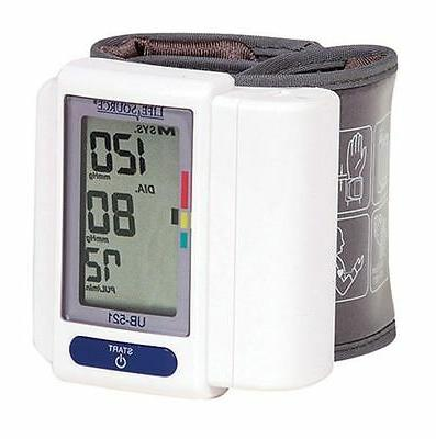 ub 521 wrist blood pressure