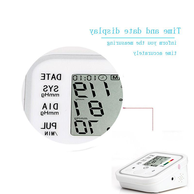 Upper Arm Pressure Pulse Care Digital Sphygmomanometer