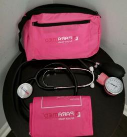 Manual Blood Pressure Cuff PARAMED Aneroid Sphygmomanometer
