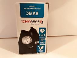 Manual Blood Pressure Cuff by PARAMED-BASIC Aneroid Sphygmom