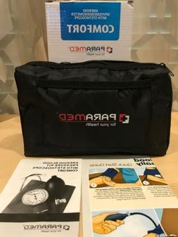 Manual Blood Pressure Cuff by Paramed ndash Professional Ane