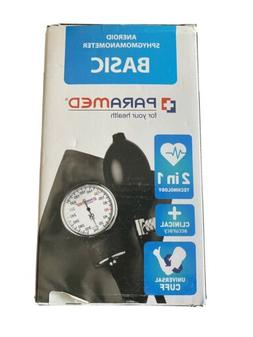 Manual Blood Pressure Cuff by Paramed – Professional Anero