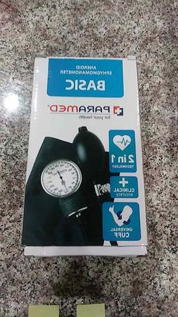 Manual Blood Pressure Cuff by Paramed - Professional Aneroid