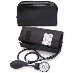 Manual Blood Pressure Cuff Monitor Aneroid Sphygmomanometer