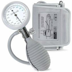 Manual Sphygmomanometer Large Adult Cuff Size Blood Pressure