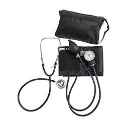 MABIS MatchMates Aneroid Sphygmomanometer and Dual Head Stet