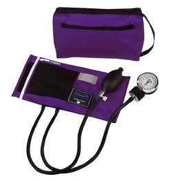 MABIS MatchMates Aneroids Sphygmomanometers Kit, Purple