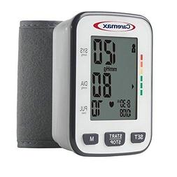 Caremax Wrist Blood Pressure Monitor With Large Adult Cuff 2