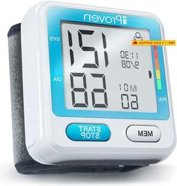 Iproven Blood Pressure Machine - Bp Cuff For Wrist - With 2