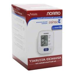 NEW Omron 3 Series Upper Arm Blood Pressure Monitor; 14-Read
