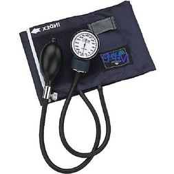 NEW ADULT MANUAL BLOOD PRESSURE BP CUFF KIT W/CASE ANEROID S