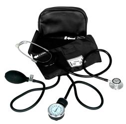 New BACK Adult BP Cuff Blood Pressure Kit With Matching Sepe