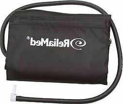 """ReliOn Blood Pressure Cuff Adult Large 13"""" - 17"""" Compatible"""