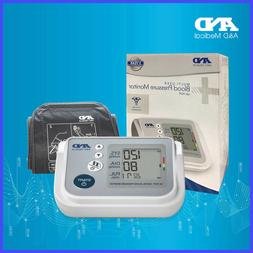 A&D Medical Blood Pressure Monitor with AccuFit Plus Cuff