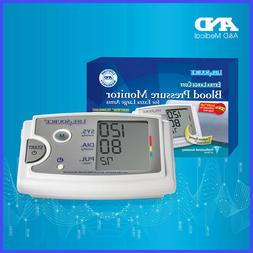 A&D Medical Blood Pressure Monitor with AccuFit Extra Larg
