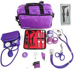 ASATechmed Nurse Starter Kit Stethoscope Blood Pressure Moni