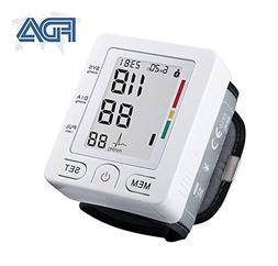Fam-health Portable Wrist Blood Pressure Monitor FDA Approve