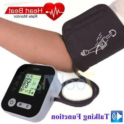 Push Button Automatic One Touch Upper Arm Blood Pressure Cuf