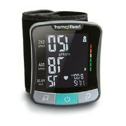 HealthSmart Premium Series Talking Wrist Blood Pressure Moni