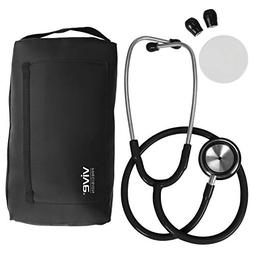 Vive Precision Stethoscope  - Dual Head Diaphragm Bell for C