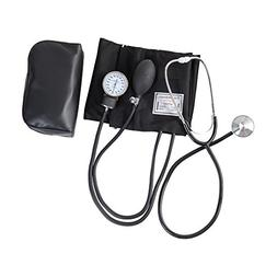 HealthSmart Two-Party Home Blood Pressure Kit, Large Adult