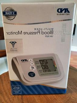AD Medical UA-767F Multi-User Blood Pressure Monitor
