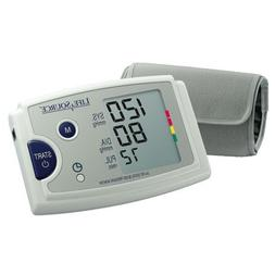 LifeSource Premium Blood Pressure Monitor with Pre-Formed Up