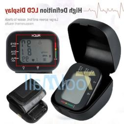 us automatic wrist high blood pressure monitor