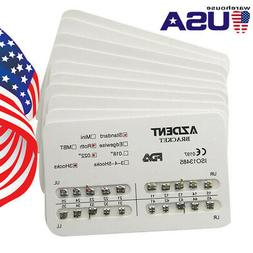 USPS Digital Upper Arm LCD Blood Pressure Monitor Heart Beat