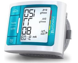 iProven Wrist Blood Pressure Cuff w Backlight BPM-337BLU Shi