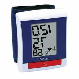 Microlife Wrist Blood Pressure Monitor, Model BP3MY1-1P 1 ea