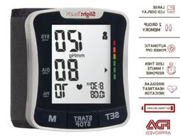 Wrist Blood Pressure Monitor Automatic Digital Professional