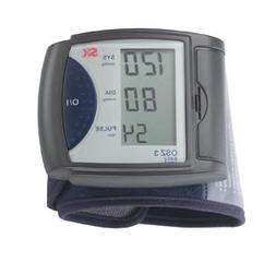 Wrist Self-Measurement Blood Pressure  System